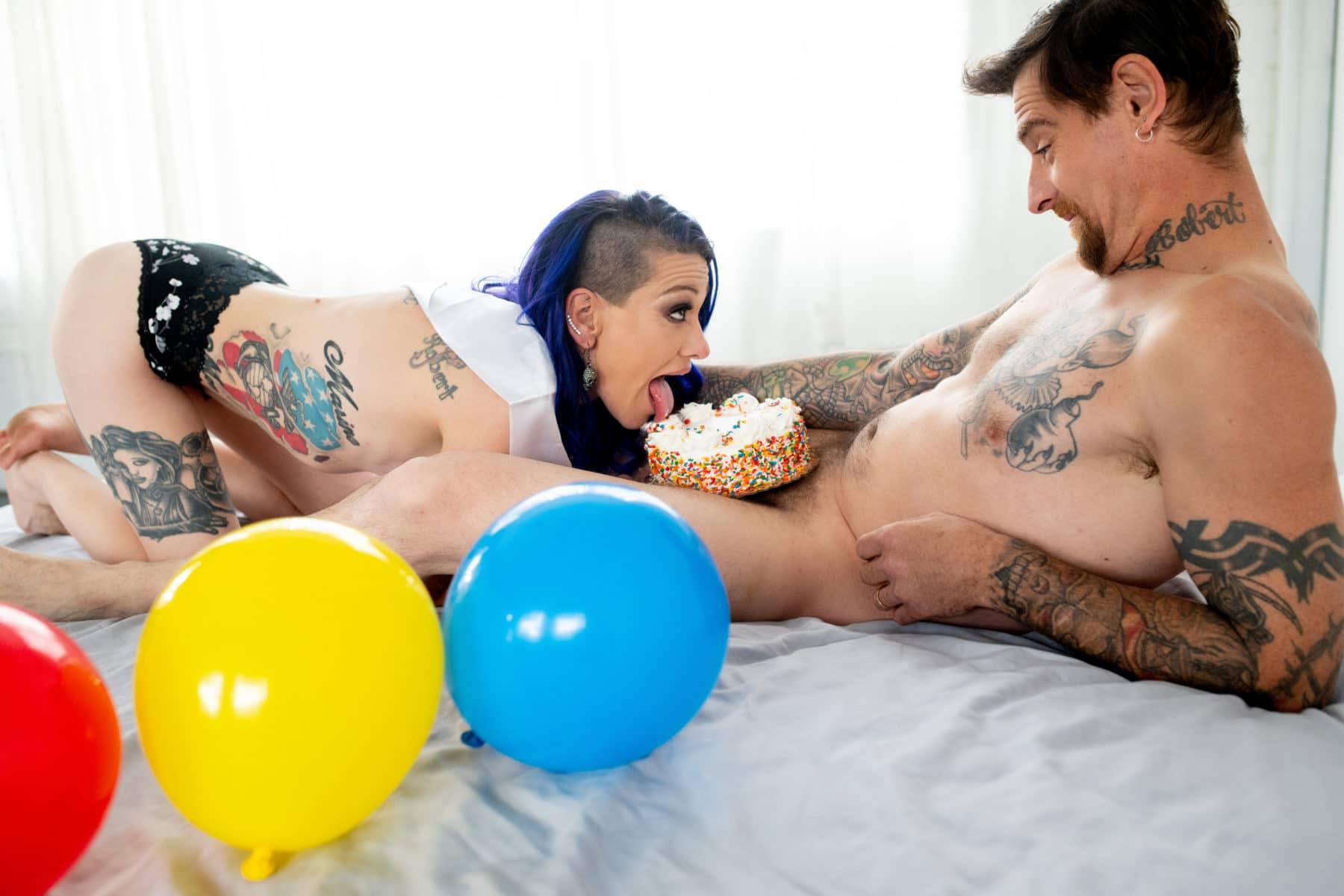 Birthday Boudoir