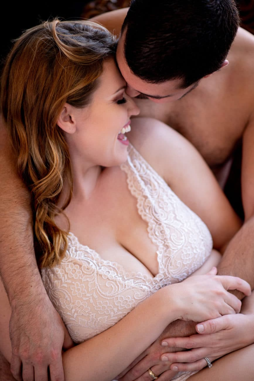 Fun Couples Boudoir Poses