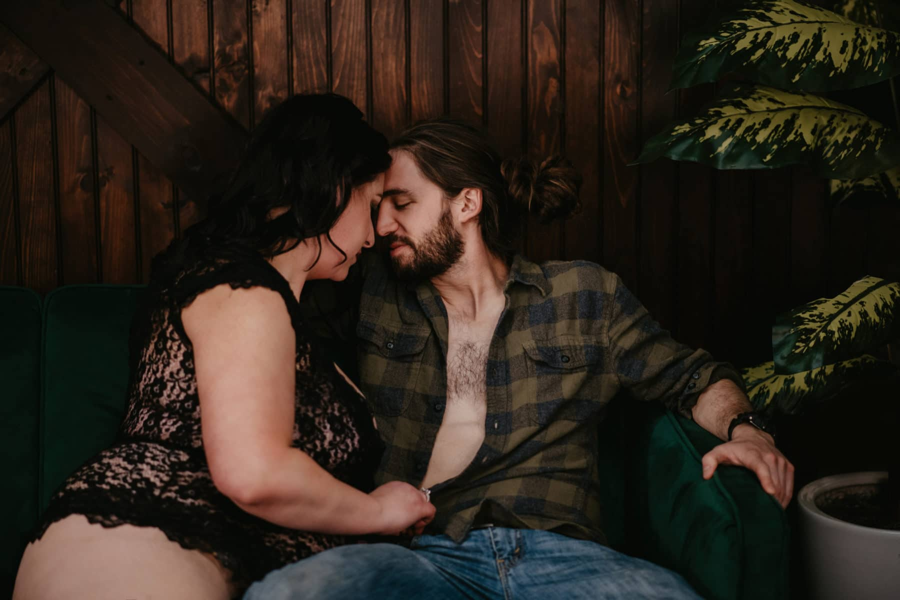 Pittsburgh Boudoir for Couples